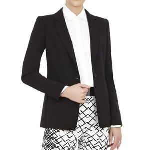 BCBG Hugh Single-Button Jacket
